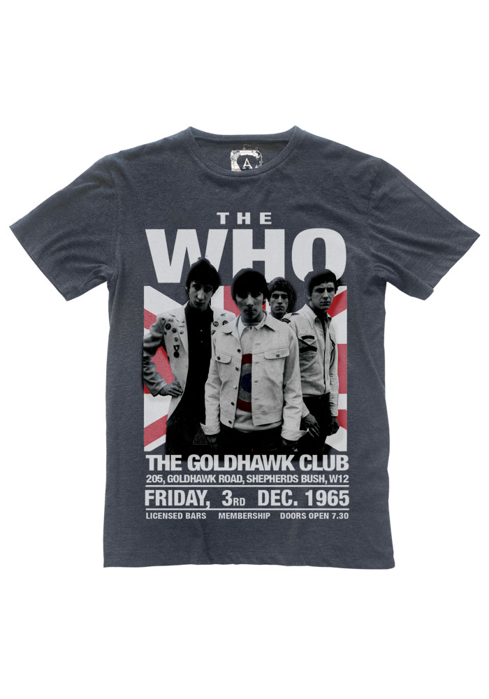 The Who T-Shirt – Lucille